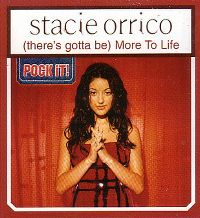 Cover Stacie Orrico - (There's Gotta Be) More To Life