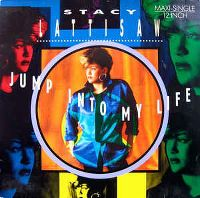 Cover Stacy Lattisaw - Jump Into My Life