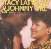Cover Stacy Lattisaw & Johnny Gill - Perfect Combination
