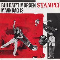 Cover Stampei - Blij dat het morgen maandag is