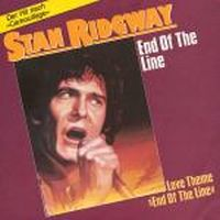 Cover Stan Ridgway - End Of The Line
