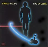 Cover Stanley Clarke & Jeff Beck - Time Exposure