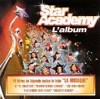 Cover Star Academy - L'album