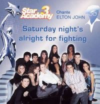 Cover Star Academy 3 - Saturday Night's Alright For Fighting