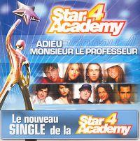 Cover Star Academy 4 - Adieu Monsieur le professeur