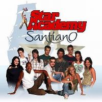 Cover Star Academy 5 - Santiano