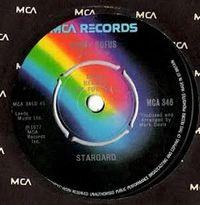Cover Stargard - Disco Rufus