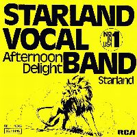 Cover Starland Vocal Band - Afternoon Delight
