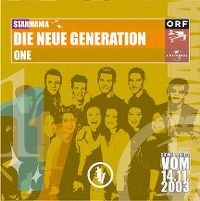 Cover Starmania NG - One