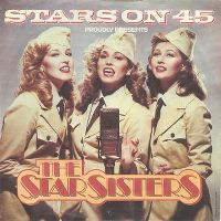 Cover Stars On 45 - Stars On 45 Proudly Presents The Star Sisters
