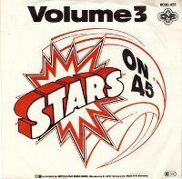 Cover Stars On 45 - Stars On 45 Volume III