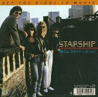 Cover Starship - Set The Night To Music