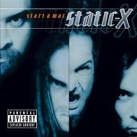 Cover Static-X - Start A War