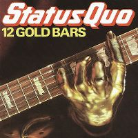 Cover Status Quo - 12 Gold Bars