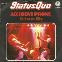 Cover Status Quo - Accident Prone