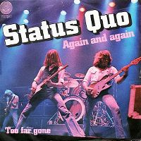 Cover Status Quo - Again And Again