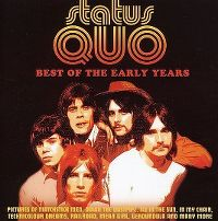 Cover Status Quo - Best Of The Early Years