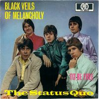 Cover Status Quo - Black Veils Of Melancholy