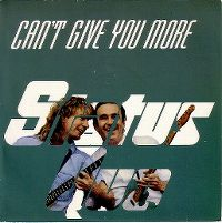 Cover Status Quo - Can't Give You More
