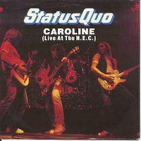 Cover Status Quo - Caroline (Live)