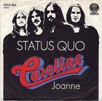 Cover Status Quo - Caroline