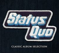 Cover Status Quo - Classic Album Selection