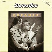 Cover Status Quo - Dreamin'
