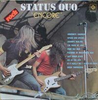 Cover Status Quo - Encore