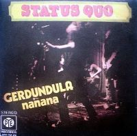 Cover Status Quo - Gerdundula