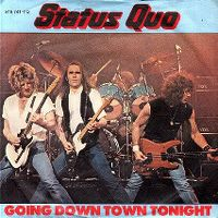 Cover Status Quo - Going Down Town Tonight