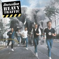 Cover Status Quo - Heavy Traffic
