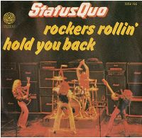 Cover Status Quo - Hold You Back