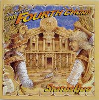 Cover Status Quo - In Search Of The Fourth Chord