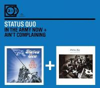 Cover Status Quo - In The Army Now + Ain't Complaining