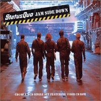 Cover Status Quo - Jam Side Down
