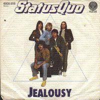 Cover Status Quo - Jealousy