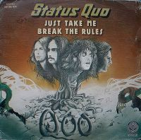 Cover Status Quo - Just Take Me