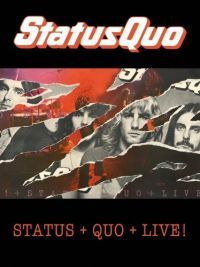 Cover Status Quo - Live
