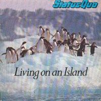 Cover Status Quo - Living On An Island