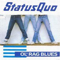 Cover Status Quo - Ol' Rag Blues