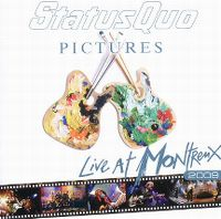 Cover Status Quo - Pictures - Live At Montreux 2009