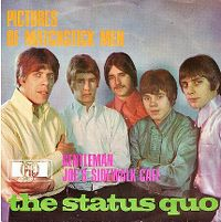 Cover Status Quo - Pictures Of Matchstick Men