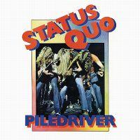 Cover Status Quo - Piledriver