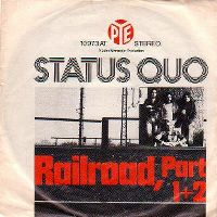 Cover Status Quo - Railroad