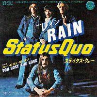 Cover Status Quo - Rain