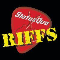 Cover Status Quo - Riffs