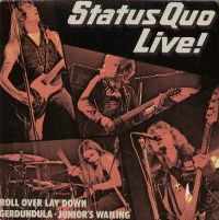 Cover Status Quo - Roll Over Lay Down (Live)