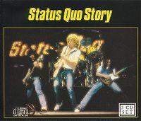 Cover Status Quo - Status Quo Story