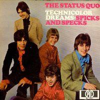Cover Status Quo - Technicolor Dreams