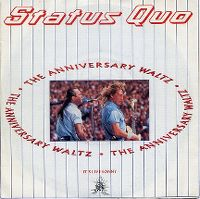 Cover Status Quo - The Anniversary Waltz (Part One)